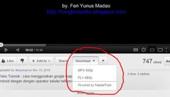 cara download video youtube di iphone 4s