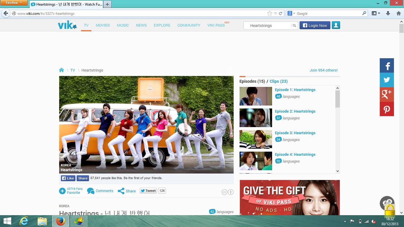 cara download drama korea gratis di